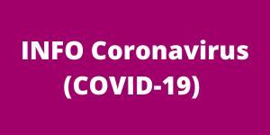 Bouton Web Info Coronavirus